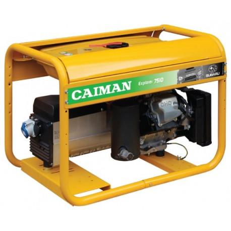 Caiman Explorer 7510XL27 DE