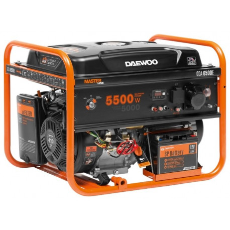 Daewoo Power Products GDA 6500E