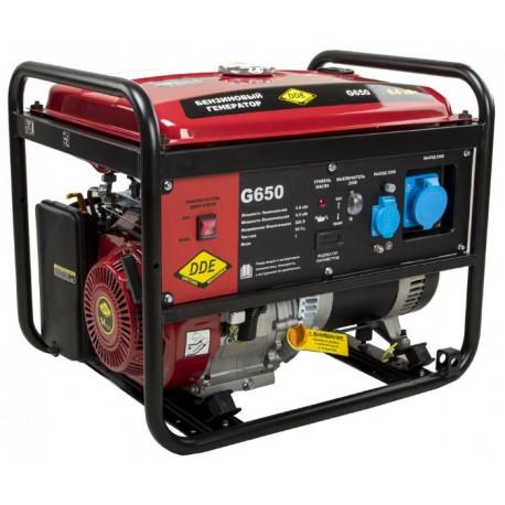 DDE G650