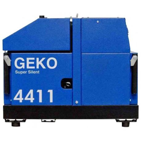 Geko 4411 E-AA/HHBA SS