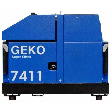 Geko 7411 ED-AA/HHBA SS