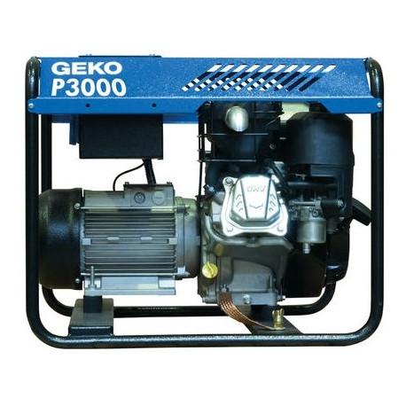 Geko P3000 E–A/SHBA