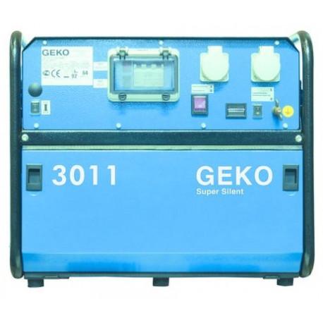 Geko 3011 E–AA/HHBA SS