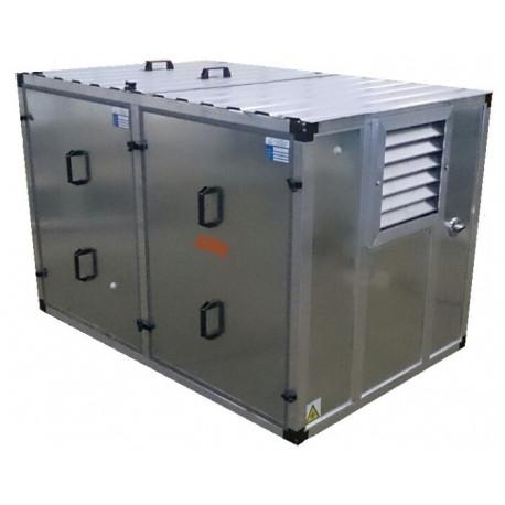 GENMAC Combiplus G12000HEO в контейнере с АВР