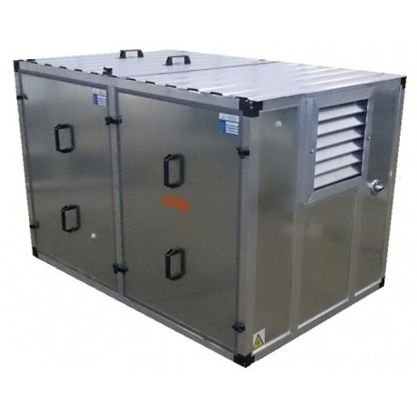 GENMAC Combiplus RG13000HEO в контейнере с АВР