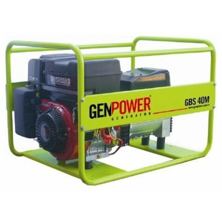 GenPower GBS 40 M