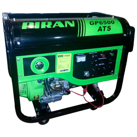 PIRAN GP6500ATS