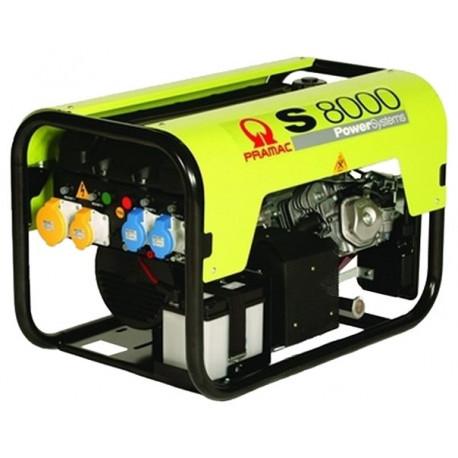 Pramac S8000 230V #CONN