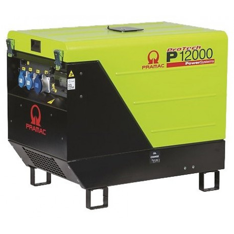 Pramac P12000 3 с АВР