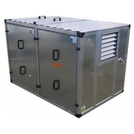 Pramac S12000 в контейнере с АВР