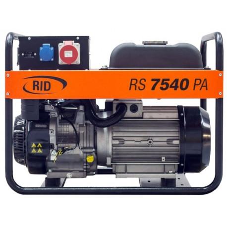 RID RS 7540 PAE