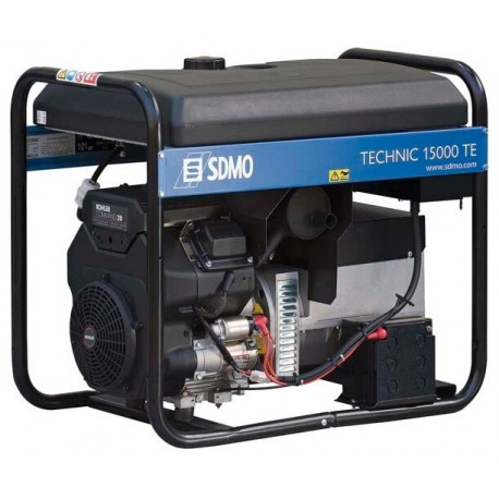 SDMO Technic 15000TE