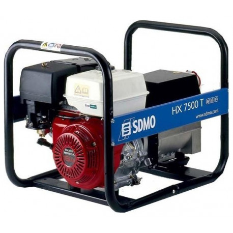 SDMO HX7500T