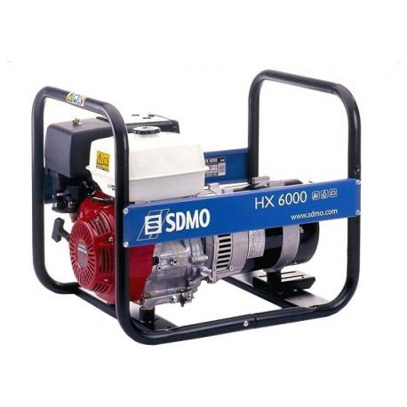 SDMO HX6000 S
