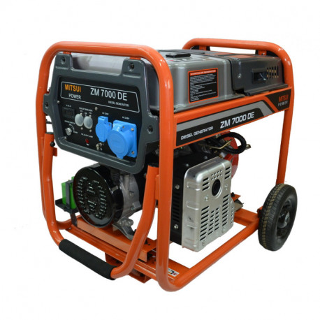 Mitsui Power ECO ZM 7000 DE