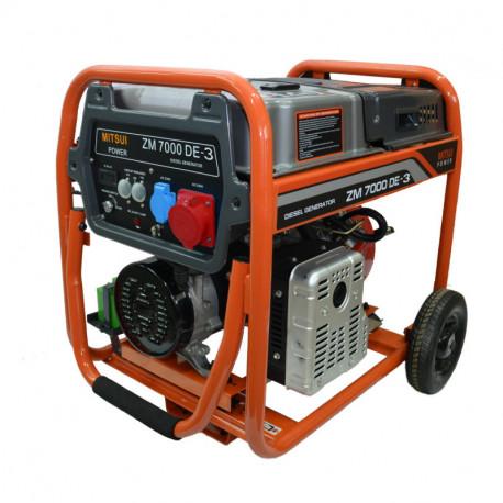 Mitsui Power ECO ZM 7000 DE-3