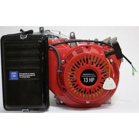 Двигатель для генераторов 5-6 кВт KImoto ICE 188FG с коротким конусным валом