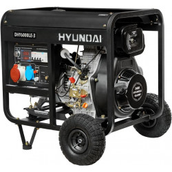 Hyundai DHY 6000LE-3
