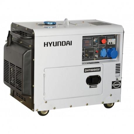 Hyundai DHY 8000SE
