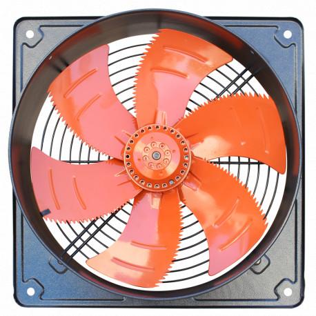 Осевой вентилятор AIR YWF4D-550B (380V) с монтажной пластиной
