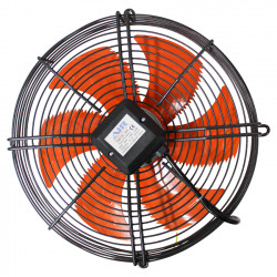 Осевой вентилятор AIR YWF2E-350 Grind, 220V на решетке