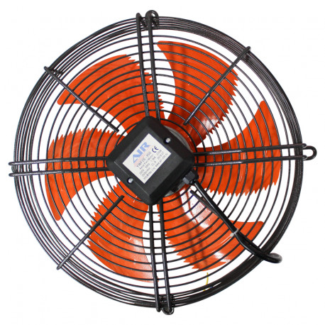 Осевой вентилятор AIR YWF4D-500 Grind,380V на решетке