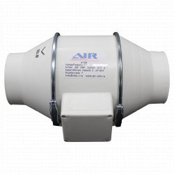 Вентилятор канальный пластиковый AIR   HF-125
