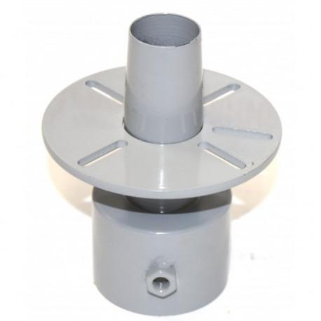 Переходник генератор-металлорукав конусный  22мм-26мм