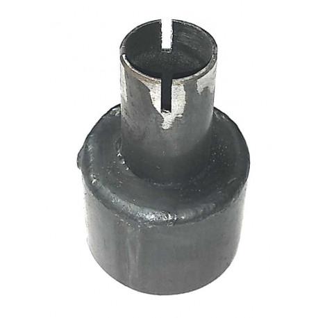 Переходник генератор-металлорукав стальной 22мм
