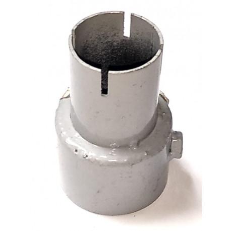 Переходник генератор-металлорукав стальной 32мм