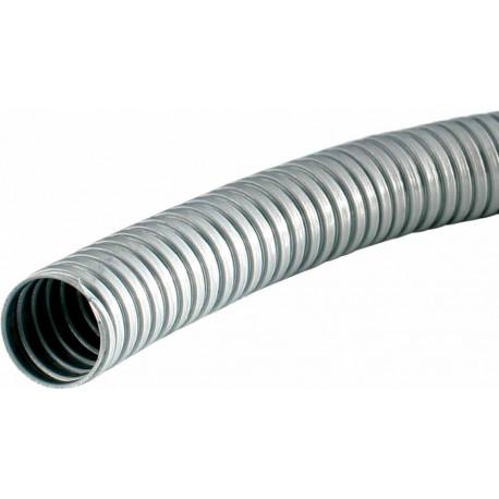 Металлорукав для газоотвода (вальцованый, с S образным зхамком) из нержавеющей стали