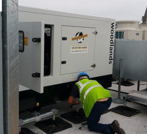 Выездное обслуживание, диагностика и ремонт генераторов